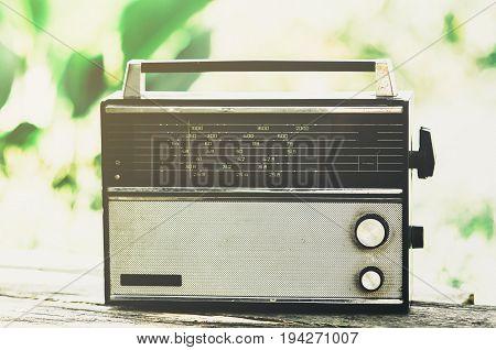 Transistor Radio Receiver