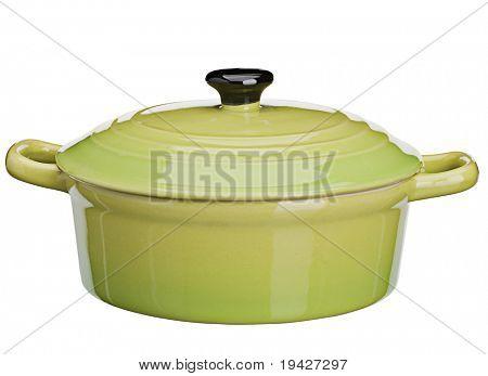 green casserole