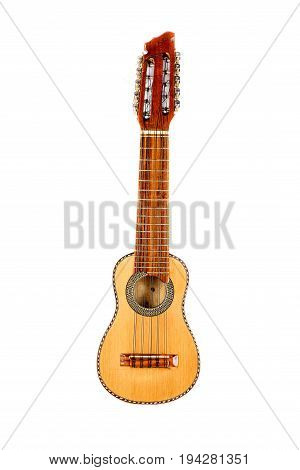 Charango Isolated On White Background
