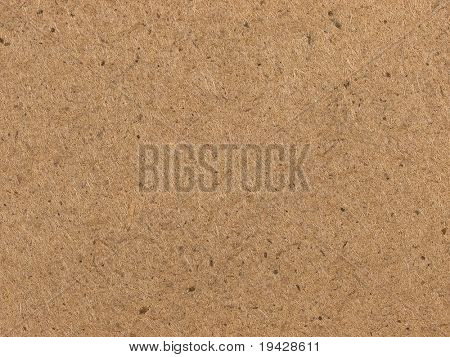 High magnification fiber board texture