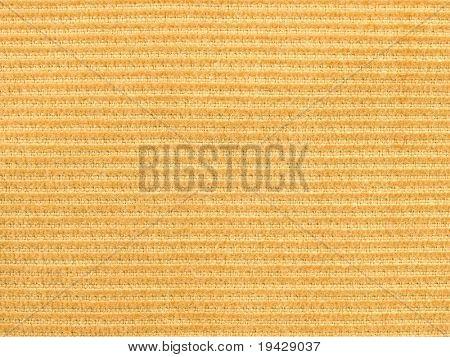 yellow beige corduroy high magnification macro