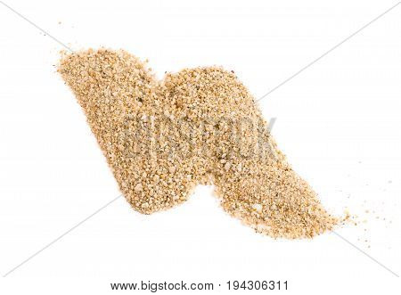 Sand Splash Or Sand Explod