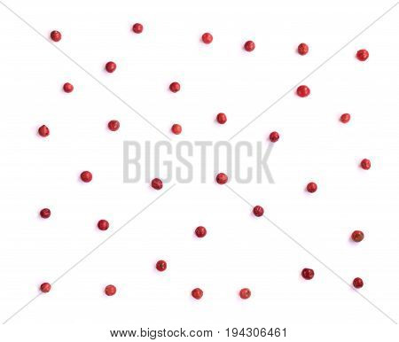 Red Pepper Seeds Or Peppercorns