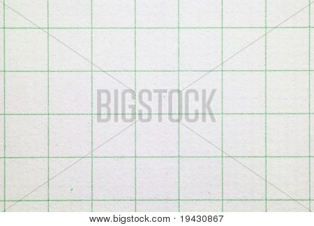 High magnification graph grid paper. Shot square. to image dimension.