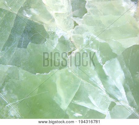 Marble, Emerald Green