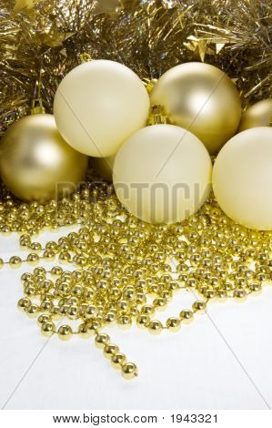 Golden Adornments
