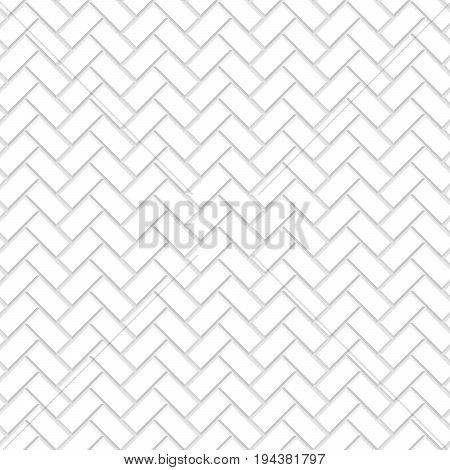 Seamless Surface Pattern With Blocks Ornament.mosaic Parquet Wallpaper. Fashion Graphic Design. Vect