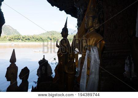 Pak Ou Caves , Near Luang Prabang