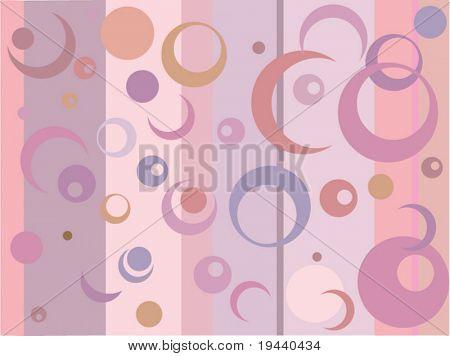 Pinked background