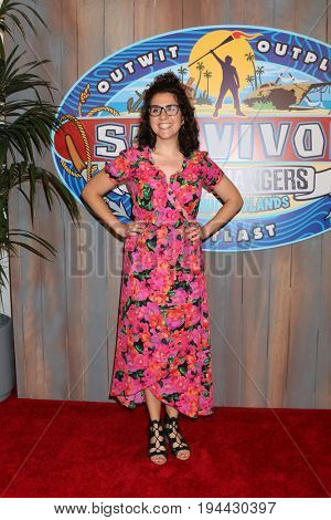 LOS ANGELES - MAY 24:  Aubry Bracco at the