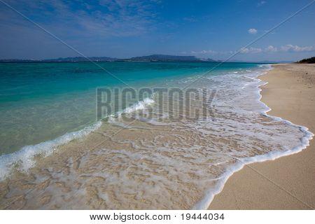 beautifull beach screen