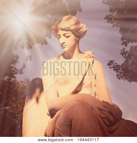 The goddess of love in Greek mythology Aphrodite (Venus in Roman mythology)