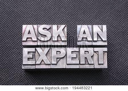 Ask An Expert Bm