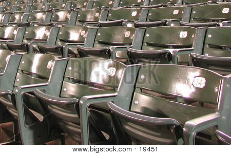 Side View Of Seats