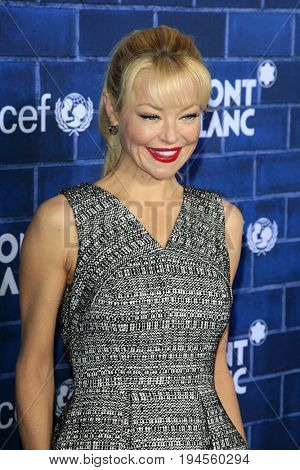 LOS ANGELES - FEB 23:  Charlotte Ross at the Pre-Oscar charity brunch by Montblanc & UNICEF at Hotel Bel-Air on February 23, 2013 in Los Angeles, CA