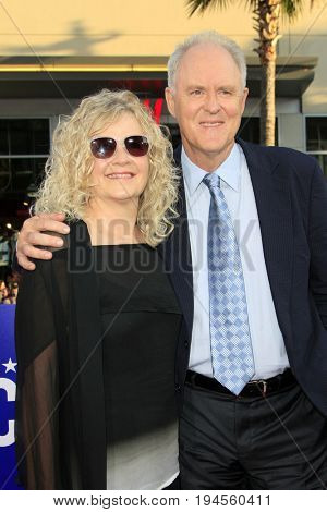 LOS ANGELES - AUG 2:  John Lithgow at the