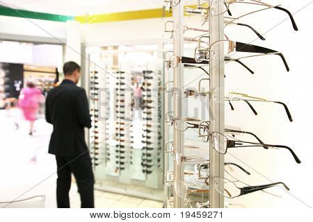 Spectacles store