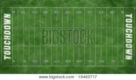 Fußball Feld Hintergrund