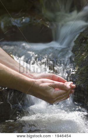 Refreshing Water