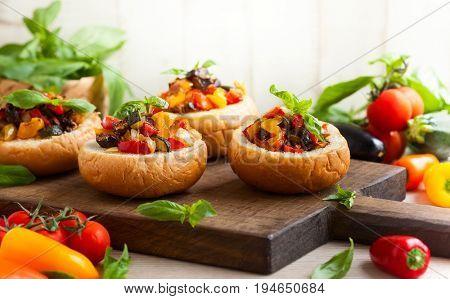 Delicious Sicilian vegetable dish