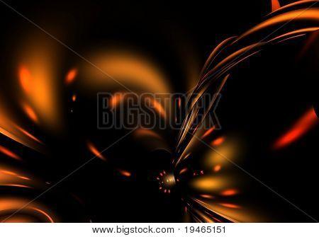dark orange background 02
