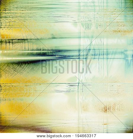 Retro background with grunge texture. With different color patterns: yellow (beige); brown; gray; blue; cyan; white