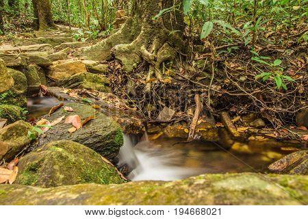 Rosario Waterfall River In Pirenopolis