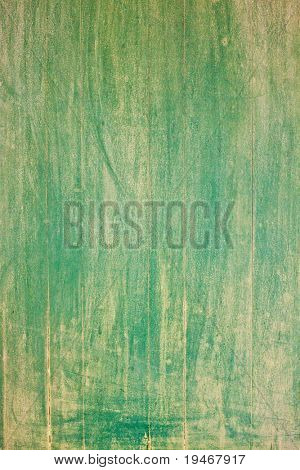 Old painted wood panel background