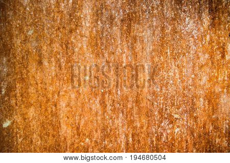 Rust Texture On Metal Rusted Surface