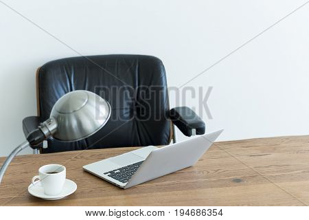 Business desk