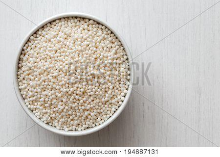 Dry Tapioca Pearls