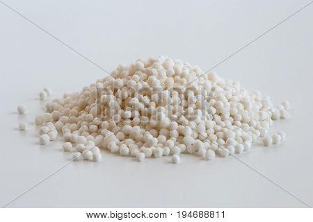 Heap Of Dry Tapioca Pearls