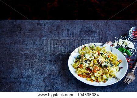 Italian Pasta Dinner