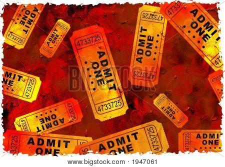 Grunge Tickets