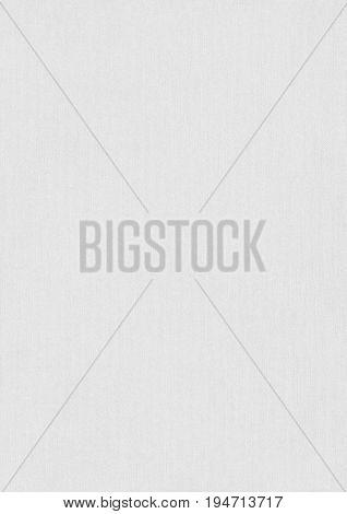 Buckram White Paper Corrugated Texture Background.