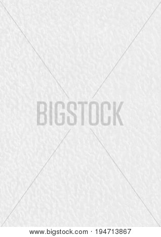 Ripple White Paper Corrugated Texture Background.
