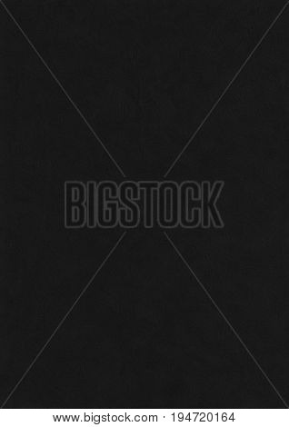 Coltskin Black Paper Corrugated Texture Background.