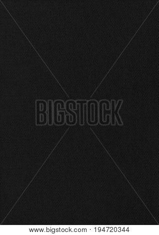 Matrix Black Paper Corrugated Texture Background.