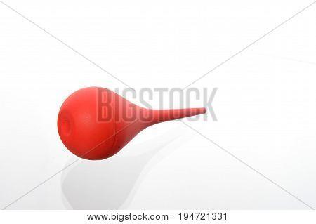 Image of Syringe Ball on white background