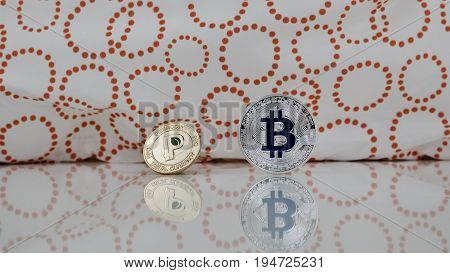 Gold Peercoin And Silver Bitcoin