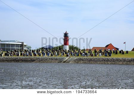 Travel in Germany, North Sea, Büsum