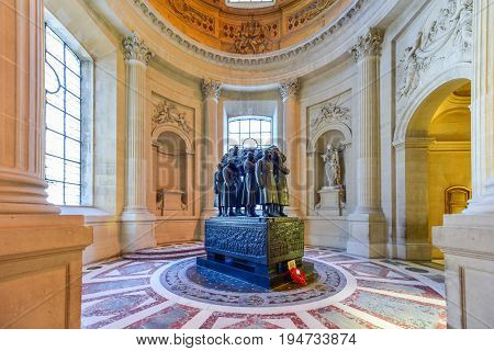 Army Museum - Paris, France