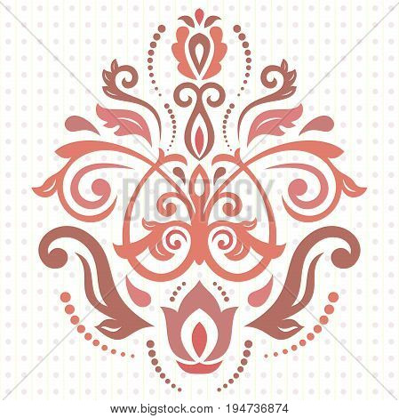 Seamless classic colorful pattern. Traditional orient ornament. Classic vintage background