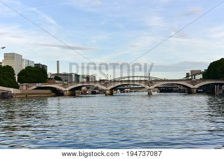 Pont D'austerlitz - Paris, France