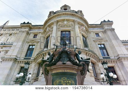 The National Academy Of Music - Paris, France