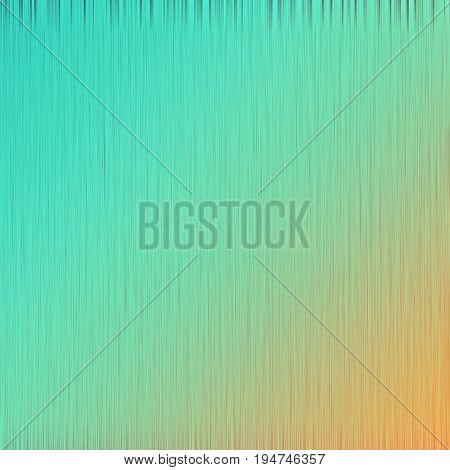 Blue Orange Gradient Background Design With Stripes Uneven Pattern