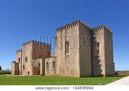 Monastery Of Flor Da Rosa, Crato, Alentejo Region, Portugal
