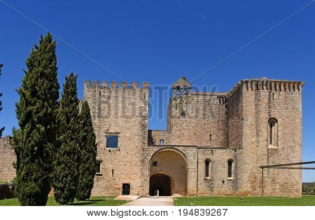 Monastery of Flor da Rosa Crato Alentejo region Portugal