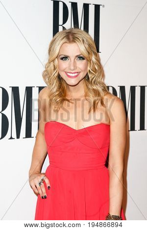NASHVILLE, TN-NOV 3: Recording artist Lindsay Ell attends the 63rd annual BMI Country awards at BMI on November 3, 2015 in Nashville, Tennessee.