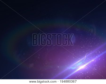Abstract backgrounds purple and blue neon lights (super high resolution)
